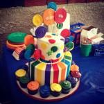 Cake - close up
