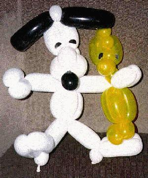Snoopy and Tweety Balloon