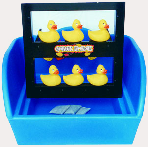 Quack Attack Carnival Theme Party Rental