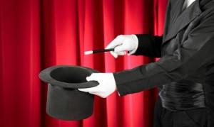 Mingling Magician