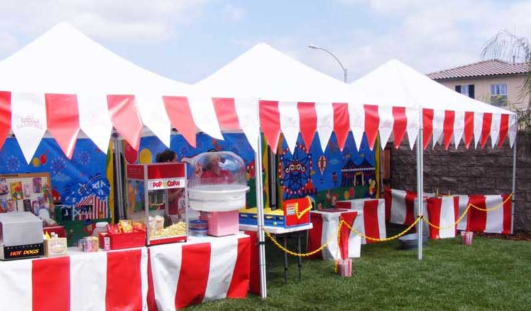 Carnival Theme Party Rentals Hire Long Island Magicians