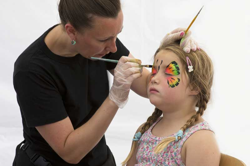 Face Painting Hire Long Island Magicians